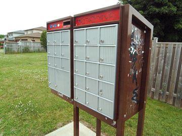 Canada Post super Mailbox 2