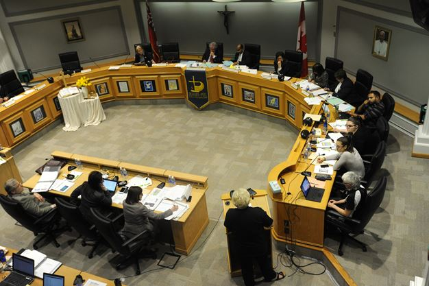 Dufferin Peel Catholic District School Board: Dufferin-Peel Trustee Claims Catholic Board Ignored By