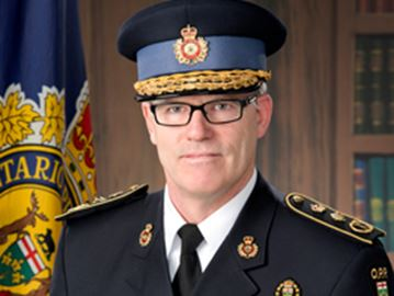 Ontario's top cop looks at priorities for 2016
