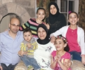 Syrian Refugee Family Arrives