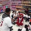 Raptors' Lowry spreads holiday love