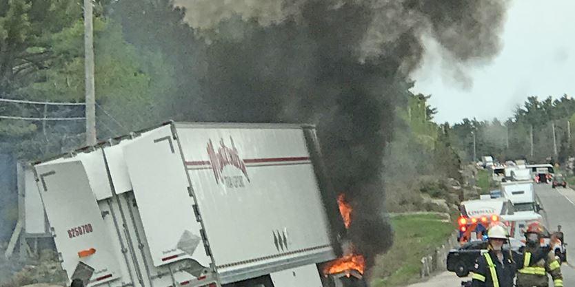 UPDATE: Police release name of Highway 69 crash victim   ParrySound com
