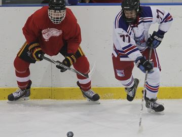 Oakville Blades split first two OJHL pre-season contests