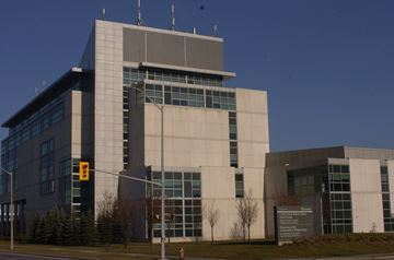Brampton Courthouse