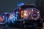 CP Holiday Train coming to Springwater Tuesday