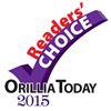 2015 Orillia Today Readers' Choice Awards