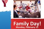 Lots happening on Family Day at the Midland YMCA