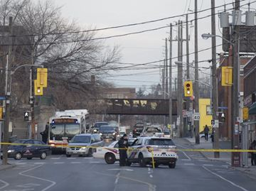 Man stabbed in Rogers Road and Rosethorn area