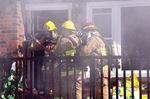 James street Fire