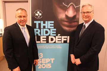 'Ride the Rideau' charity renamed, rerouted following tragedy