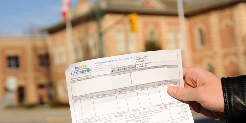 Orangeville ranks as GTA's worst in Zoocasa property tax