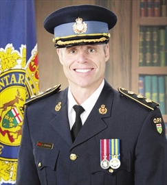 OPP Superintendent Daniel Redmond promoted to chief– Image 1