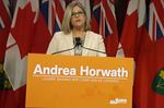 Andrea Horwath throne speech response