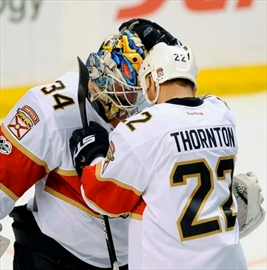 Trocheck's late goal lifts Panthers past Blues, 2-1-Image1