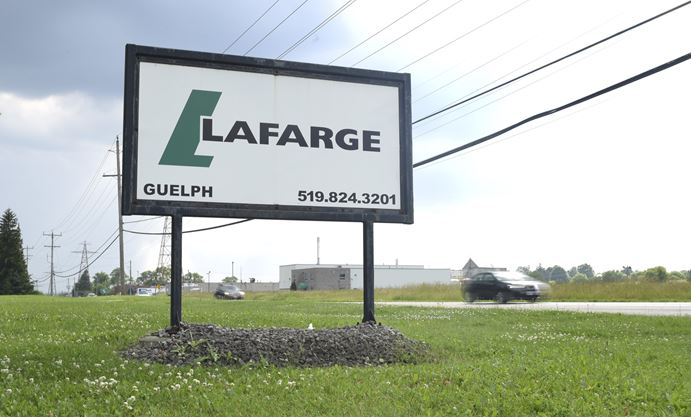 Lafarge water-taking request is the largest Guelph has seen