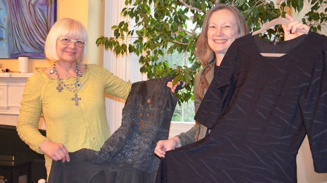 Rotary ready for high tea at annual spring fashion show
