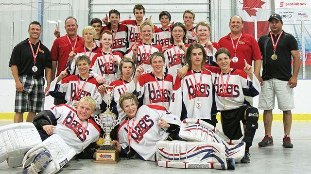 Penetang-Midland ball hockey teams best in Ontario ...