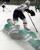 Faksa has goal and assist, Stars beat Blues 2-1 in Game 1-Image1
