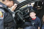 Cobourg Police visit Notre Dame