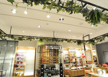 The Body Shop re-opened its Square One location as the first flagship store in North America on Wednesday, Nov. 15.