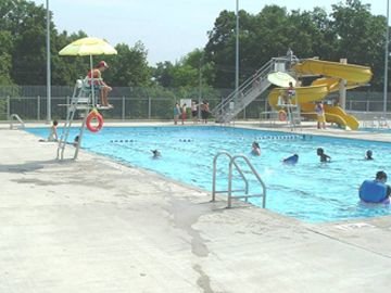 High Park Outdoor Pool