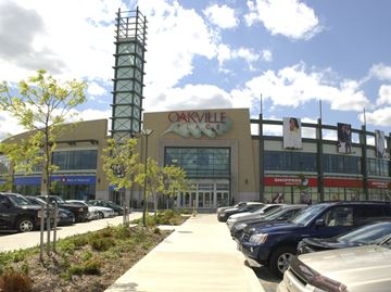 Oakville Place re-development
