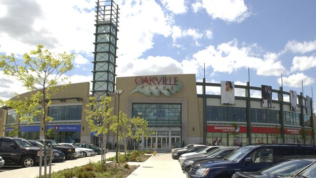 Oakville Place re-development