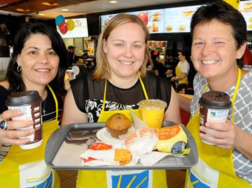 Celebrate McHappy Day in Barrie and support RVH