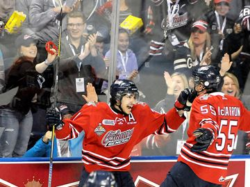 Generals Advance to Memorial Cup Final