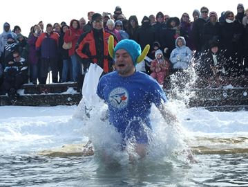 Proceeds from cancelled Orillia dip will go to charities