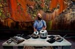 Gurpreet Chana will perform at the North York Library for Asian Heritage Month