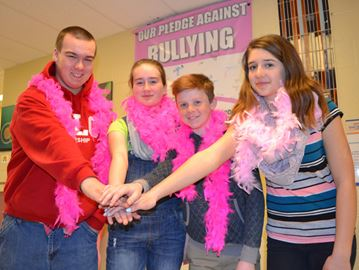 Collingwood schools take a stand against bullying