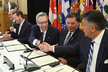 Ontario demands federal help on pension plan-Image1