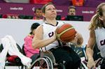 Paralympic veteran