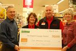 Valu-Mart donates to Meaford Hospital campaign