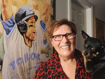 Marie Perks - Harwood artist