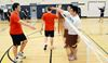 YRAA Senior Badminton Finals