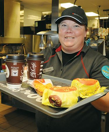 McHappy Day in Barrie backs Media for Young Minds campaign