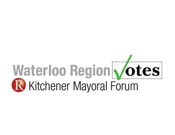 Waterloo Region Record 2014 Kitchener Mayoral Forum