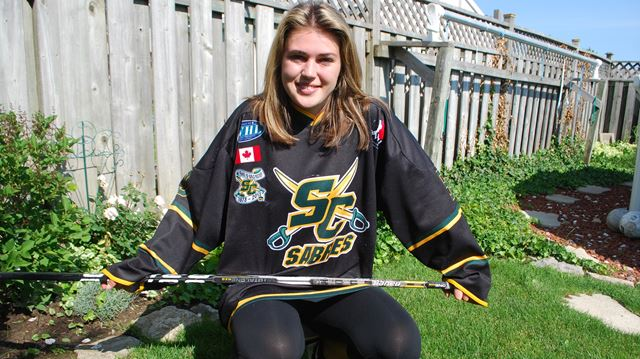 Stoney Creek Junior Sabres player off to St. Thomas University ice