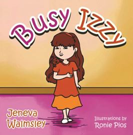 'Busy Izzy' Front Cover
