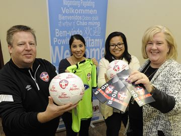 Oakville Soccer Club offering brochures in multiple languages this season