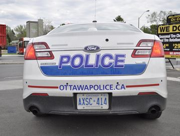 Police arrest two men following two Bells Corners robberies