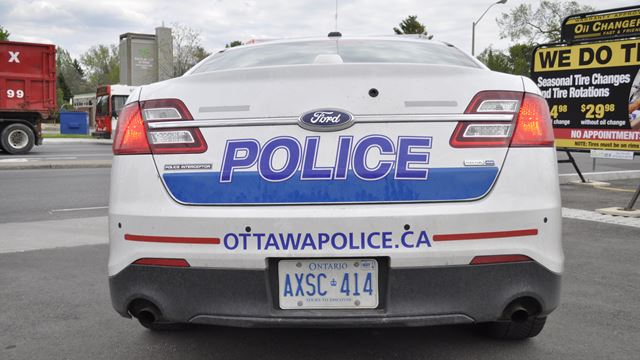 Police arrest two men following two Bells Corners robberies