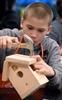 VIDEO: Building Birdhouses