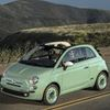 FIAT Introduces New Fiat 500 1957 Edition Cabrio
