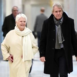 Dame Judi Dench prefers relationship to single life-Image1