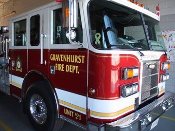 GRAVENHURST FIRE DEPT.