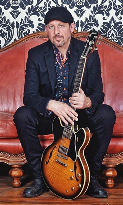 Live gigs are where it's at for local bluesman Steve Strongman