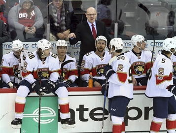 Panthers' Rowe Loves Job, But Coaching Decision Won't Be Made Until After Season